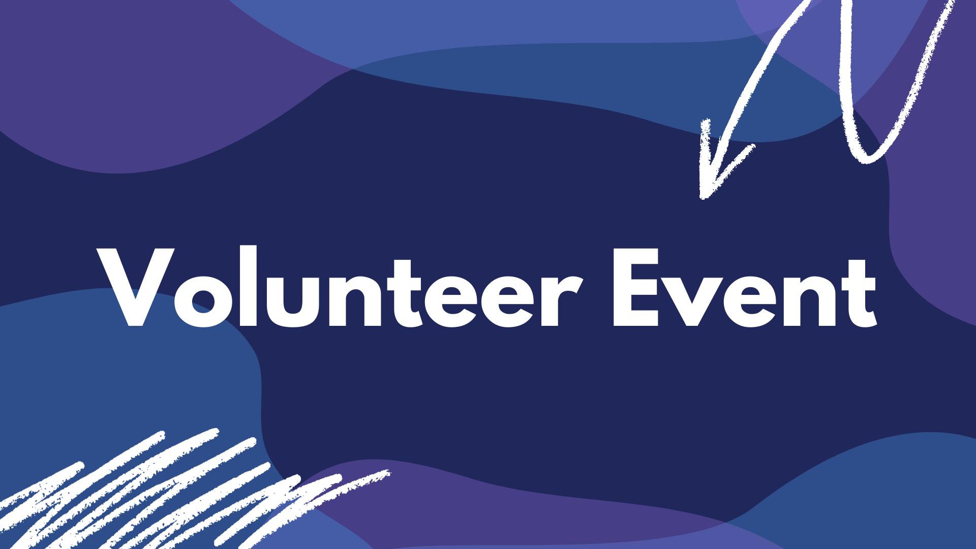 Volunteer Event